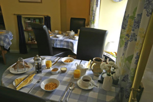Guest Breakfast Room